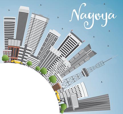Nagoya Clip Art, Vector Images & Illustrations.
