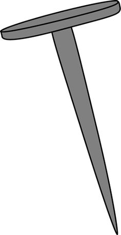 Clip Art Nail.