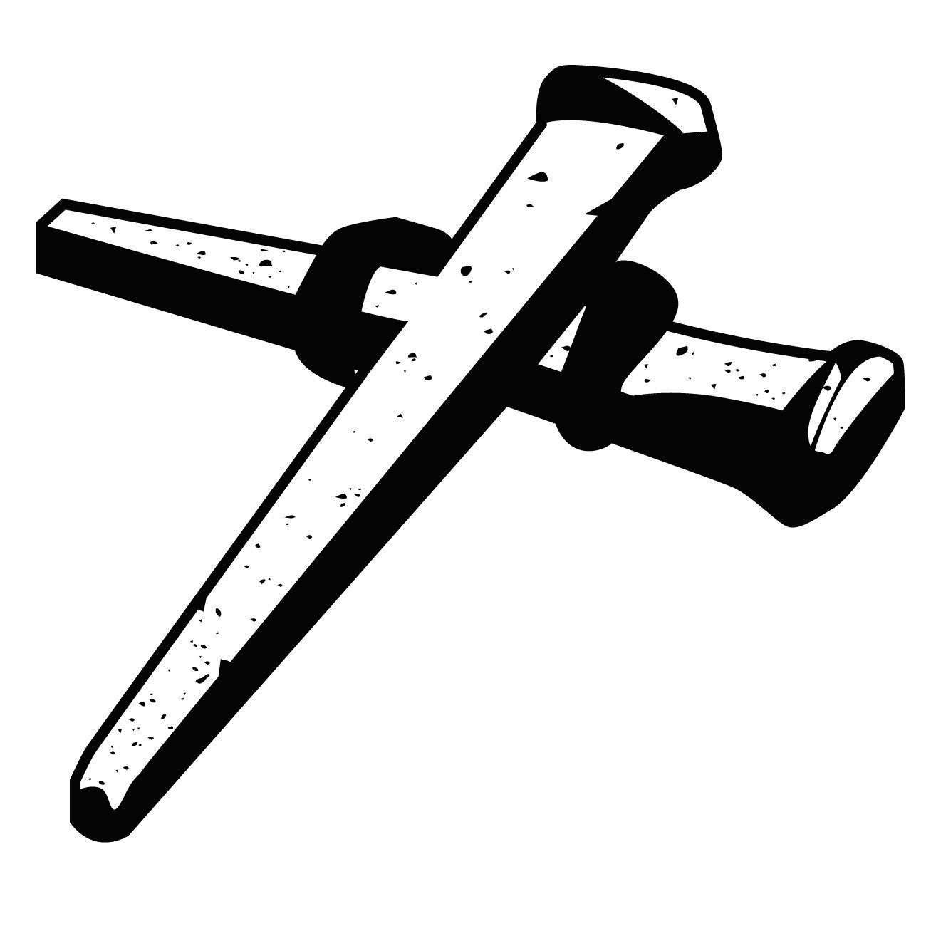 Nail cross clipart 4 » Clipart Portal.