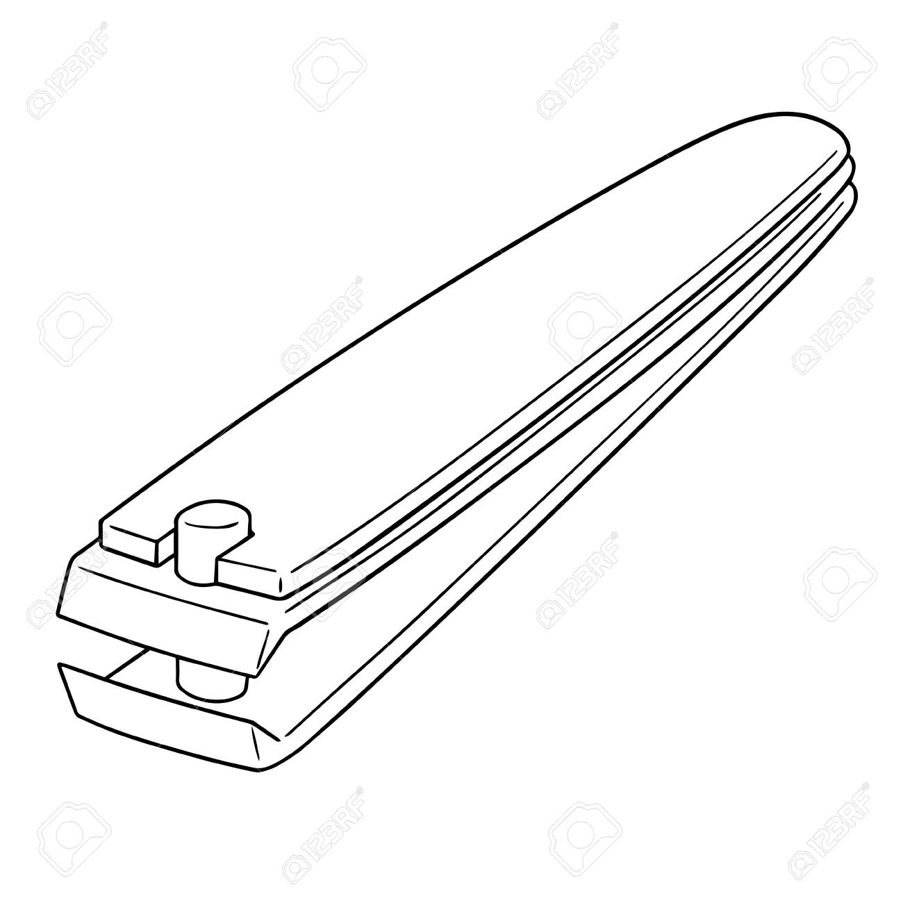 vector of nail clipper.