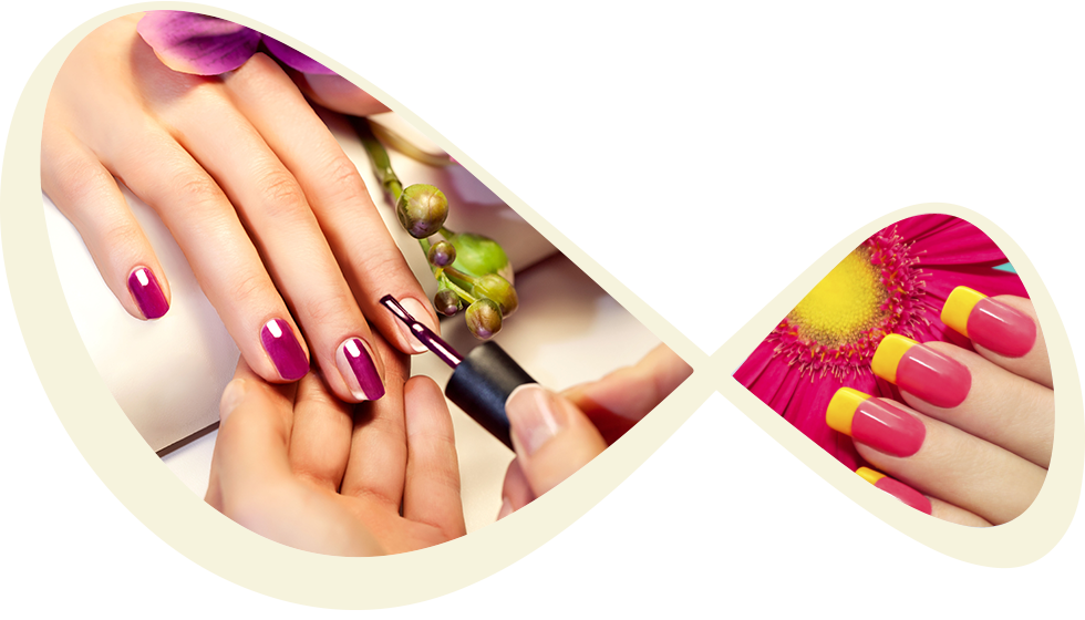 Nails Color PNG Image.