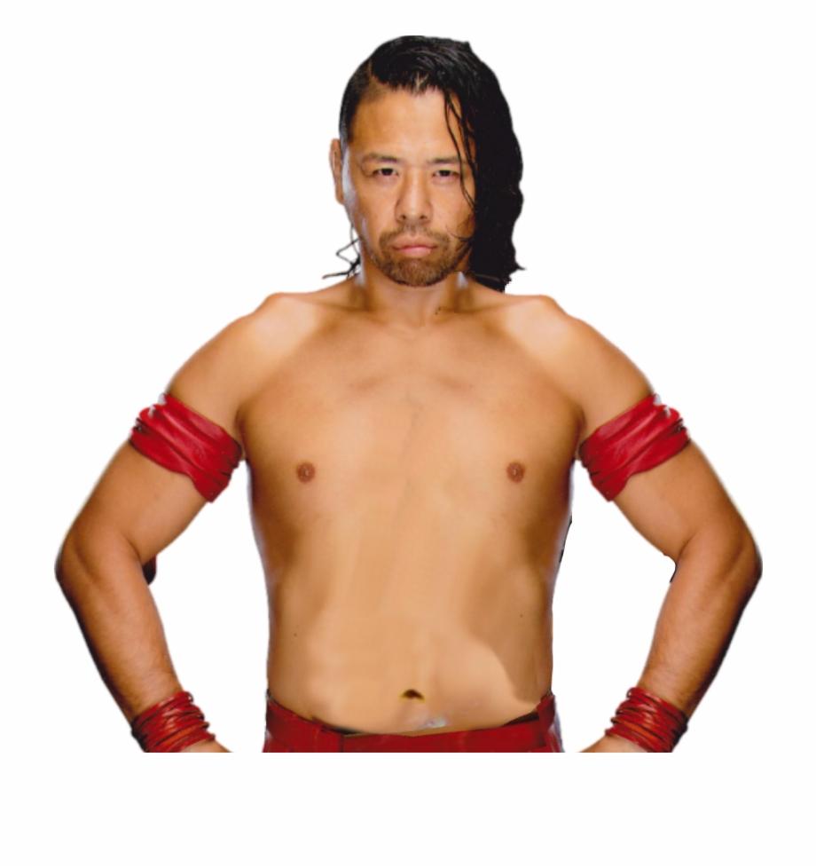 Shinsuke Nakamura Png.