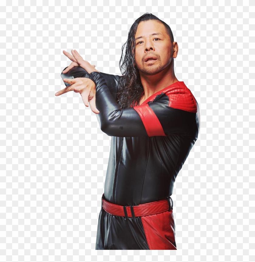 Shinsuke Nakamura Elite 63, HD Png Download.