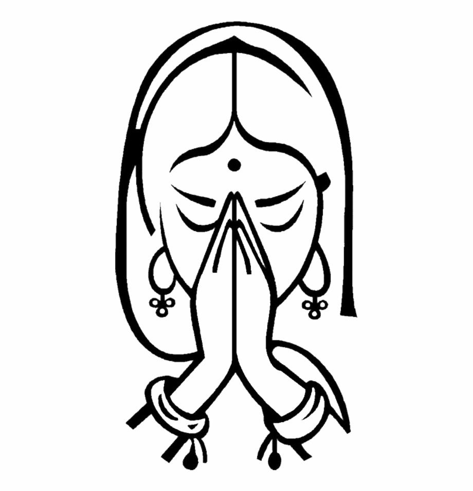 Download Free png Namaste Logo Png Pic.
