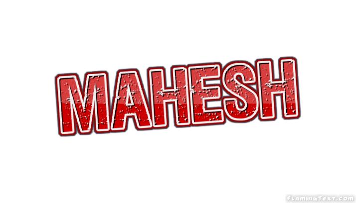 Mahesh Logo.