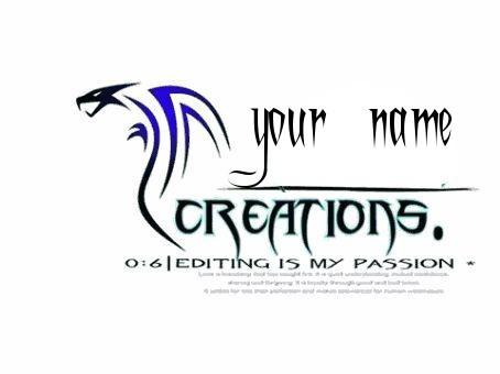 Name Logo.