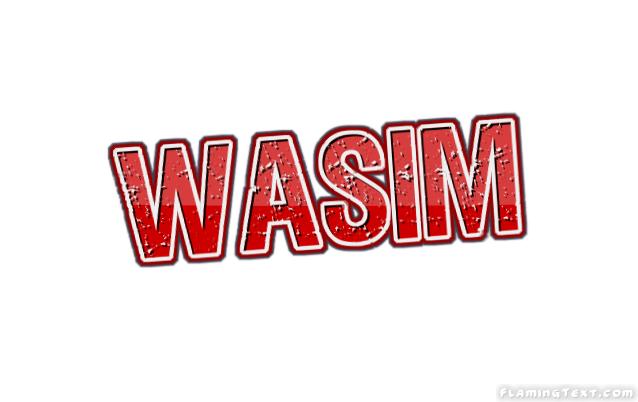 Wasim Logo.