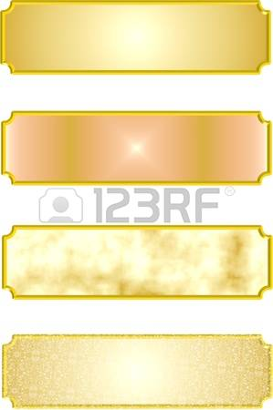 10,601 Nameplate Stock Illustrations, Cliparts And Royalty Free.