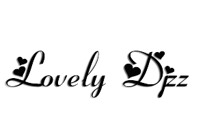 Lovely Djzz Name Effect ~ LUNAFY3.