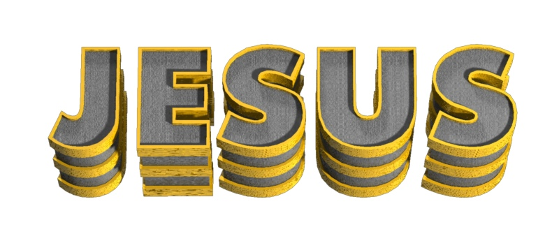 The Name Of Jesus Clipart.