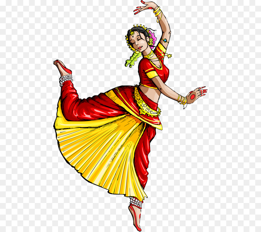 Classical Dance Clipart Png.