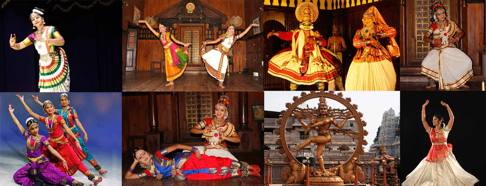 8 Forms of Famous Indian Classical Dance.