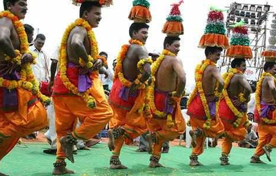 Dances of Tamil Nadu.