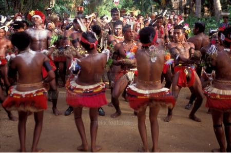 The Music and Movement of Papua New Guinea.