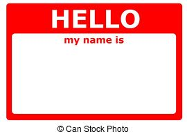 Name badge Illustrations and Clipart. 11,631 Name badge.