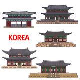 Namhansanseong Stock Illustrations.