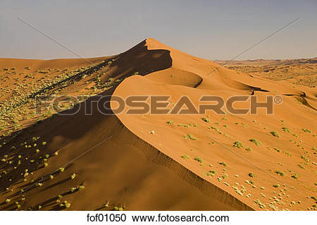 Stock Photography of Africa, Namibia, Namib Desert and Desert.
