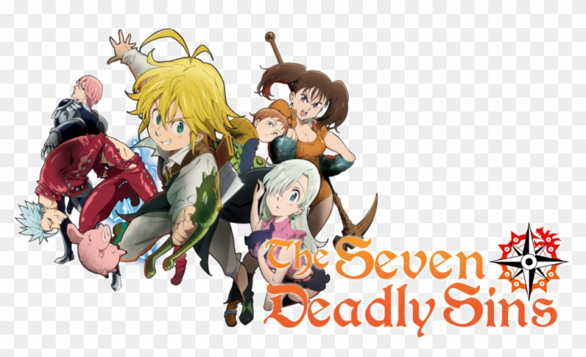 The Seven Deadly Sins Image.