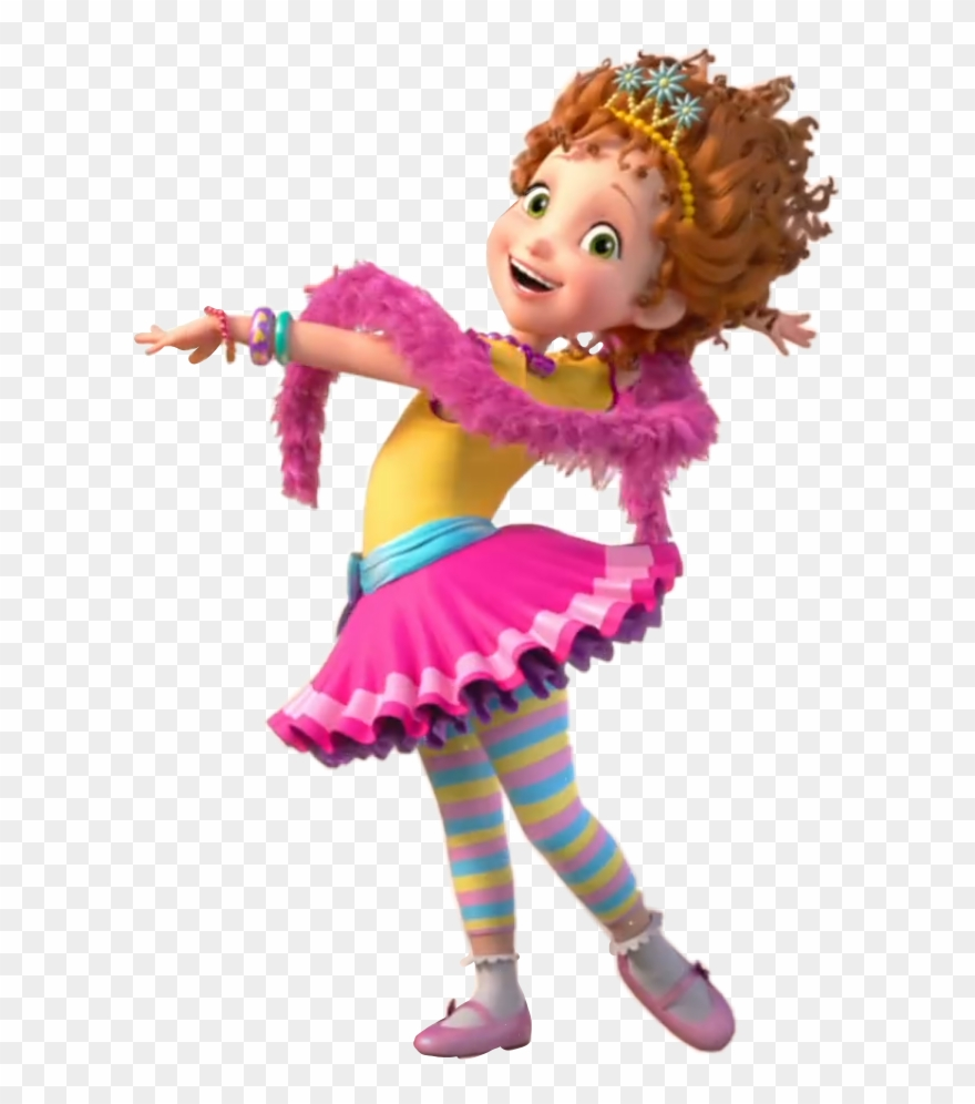 Fancy Nancy Clancy Png Clipart (#4113675).