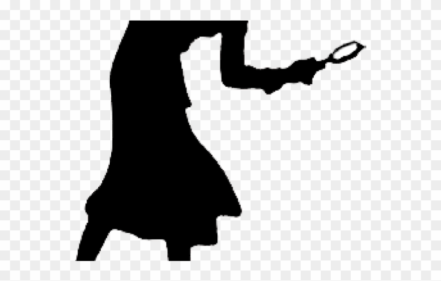 Nancy Drew Silhouette Clip Art.