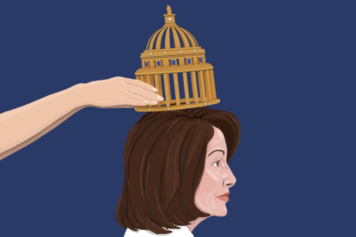 Why the Left Needs Nancy Pelosi.