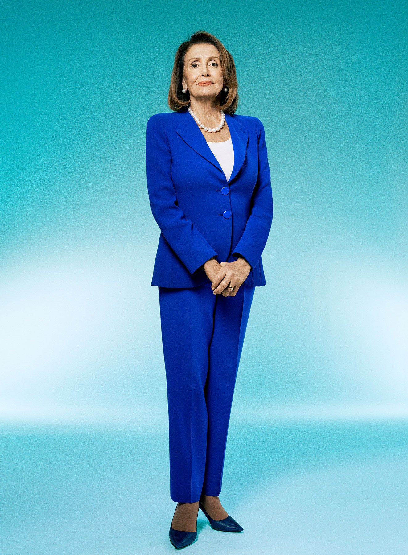 Nancy Pelosi Is on the 2019 TIME 100 List.