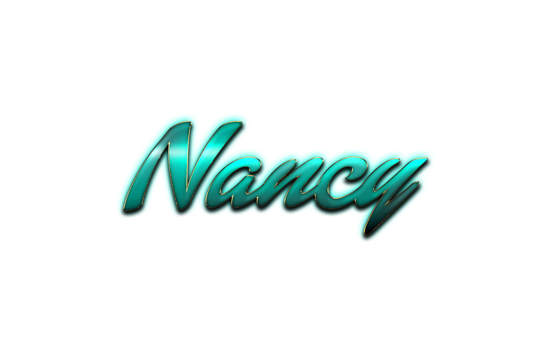 Nancy Name Logo PNG.