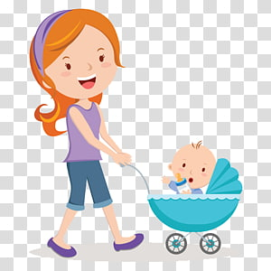 Nanny PNG clipart images free download.