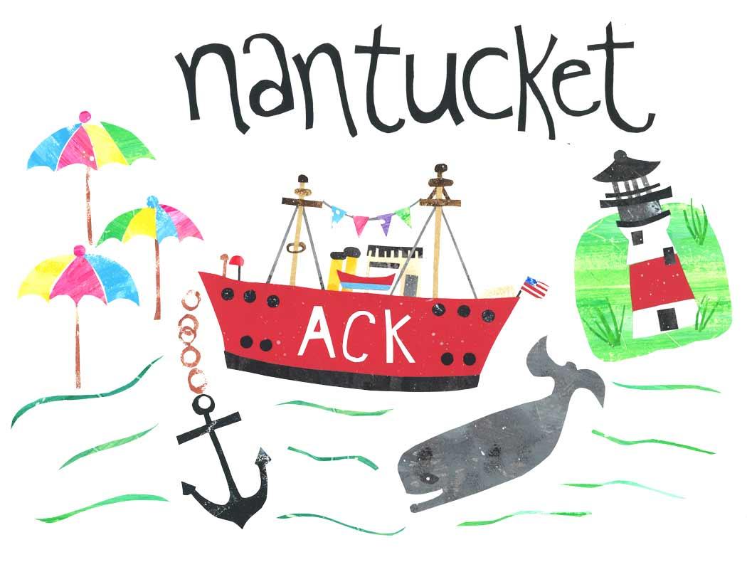Nantucket ACK Ship.