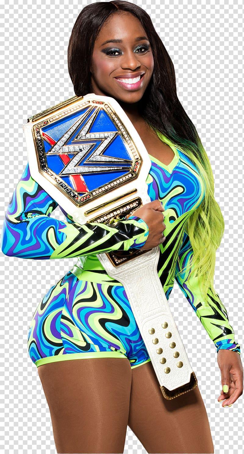 Naomi WWE SmackDown Women\\\'s Championship WWE Raw Women\\\'s.