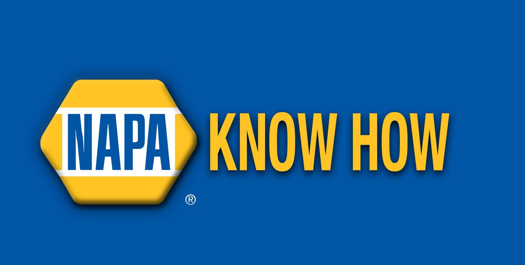 Napa Automotive Parts Logo.