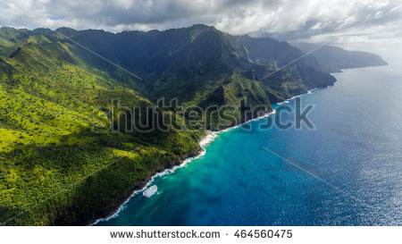 Kauai Stock Photos, Royalty.