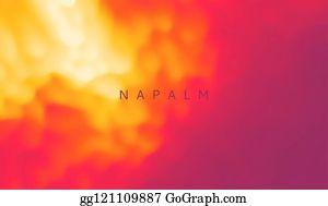 Napalm Clip Art.