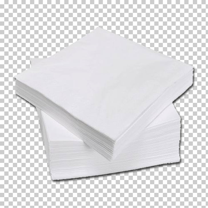 Napkin PNG clipart.