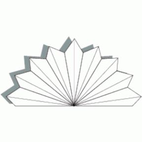 Napkin Clipart Vector.