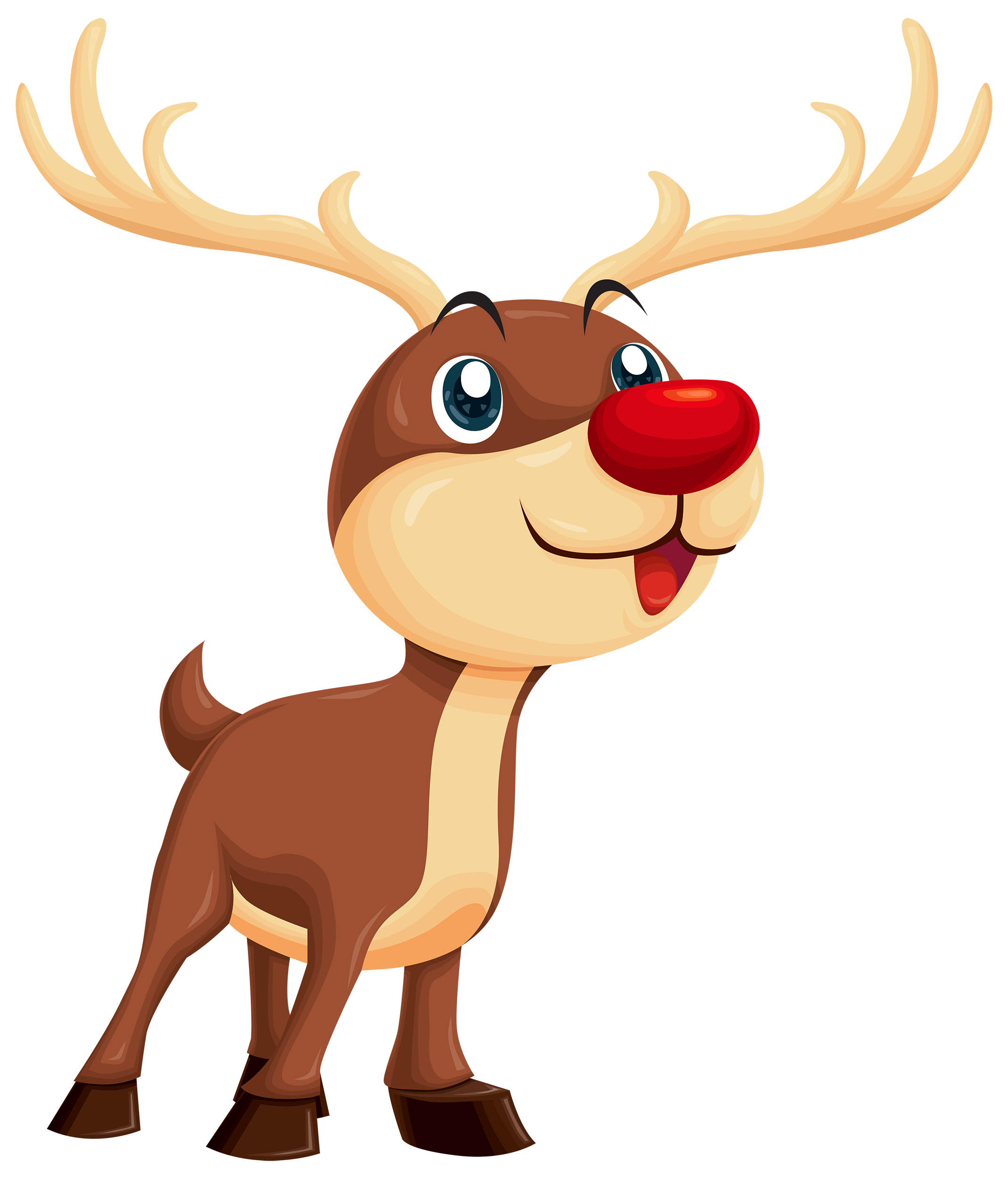 Rudolph PNG Clipart.