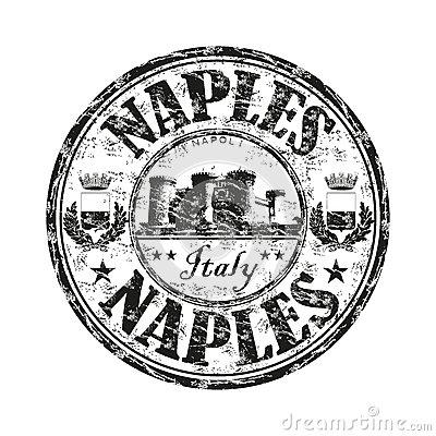 Naples clipart.