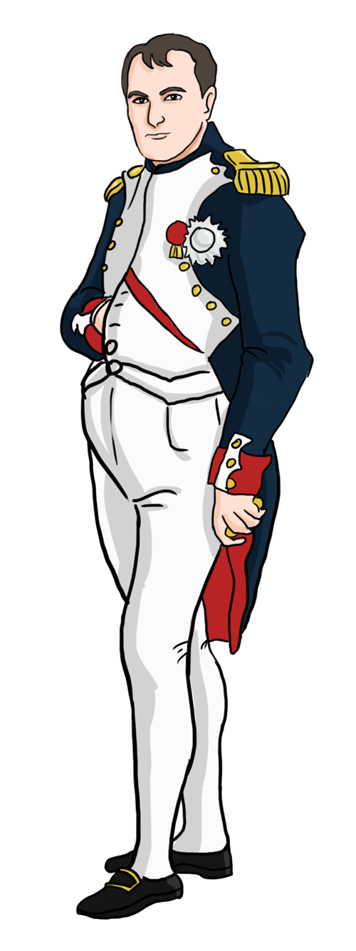 Free to Use & Public Domain Napoleon Bonaparte Clip Art.