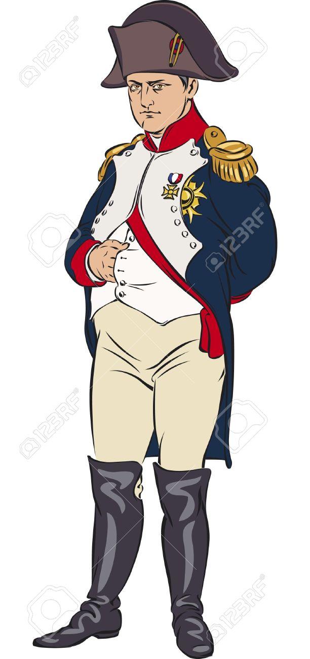 Clipart napoleon bonaparte.