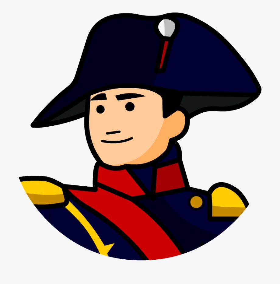 Napoleon Bonaparte.