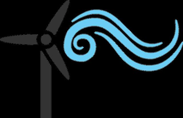 Free vector graphic: Wind Energy, Renewable Energy, Wind.