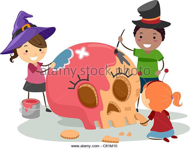 Papier Mache Child Stock Photos & Papier Mache Child Stock Images.