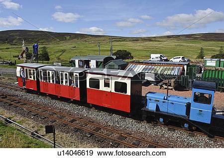Stock Photograph of Scotland, South Lanarkshire, Leadhills.