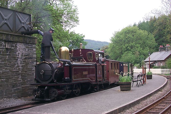 North Gloucestershire Railway.