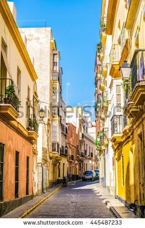 Alicante Spain January 2 2016 View Stock Photo 445723090.