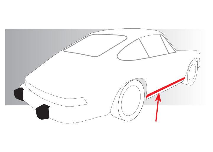 Porsche 911 Rocker Panels Results.