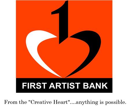 First Artist Bank Logo Contest on Behance.