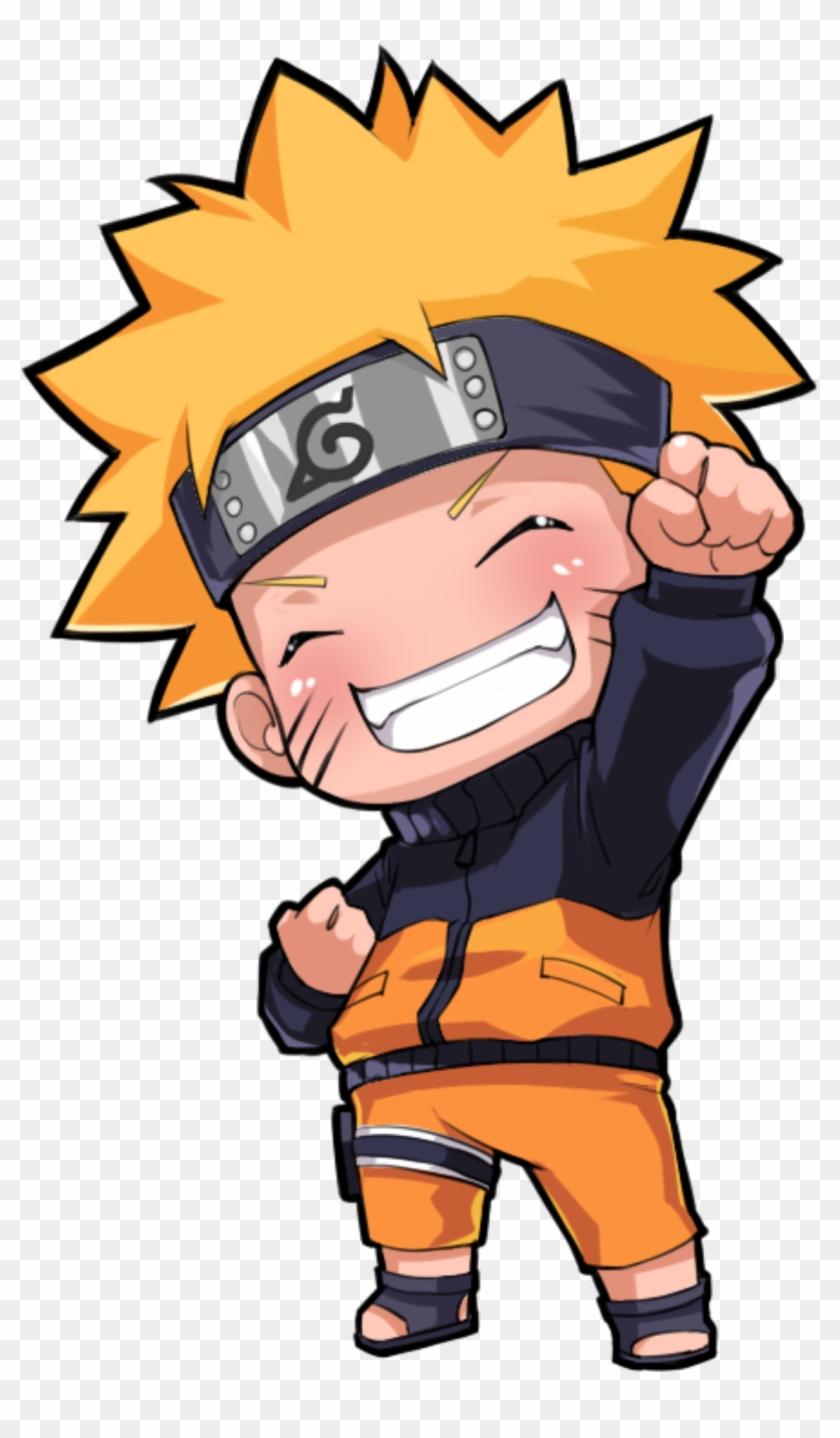 Naruto Clipart Happy Transparent.