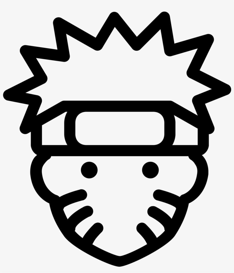 Pixel Clipart Naruto.