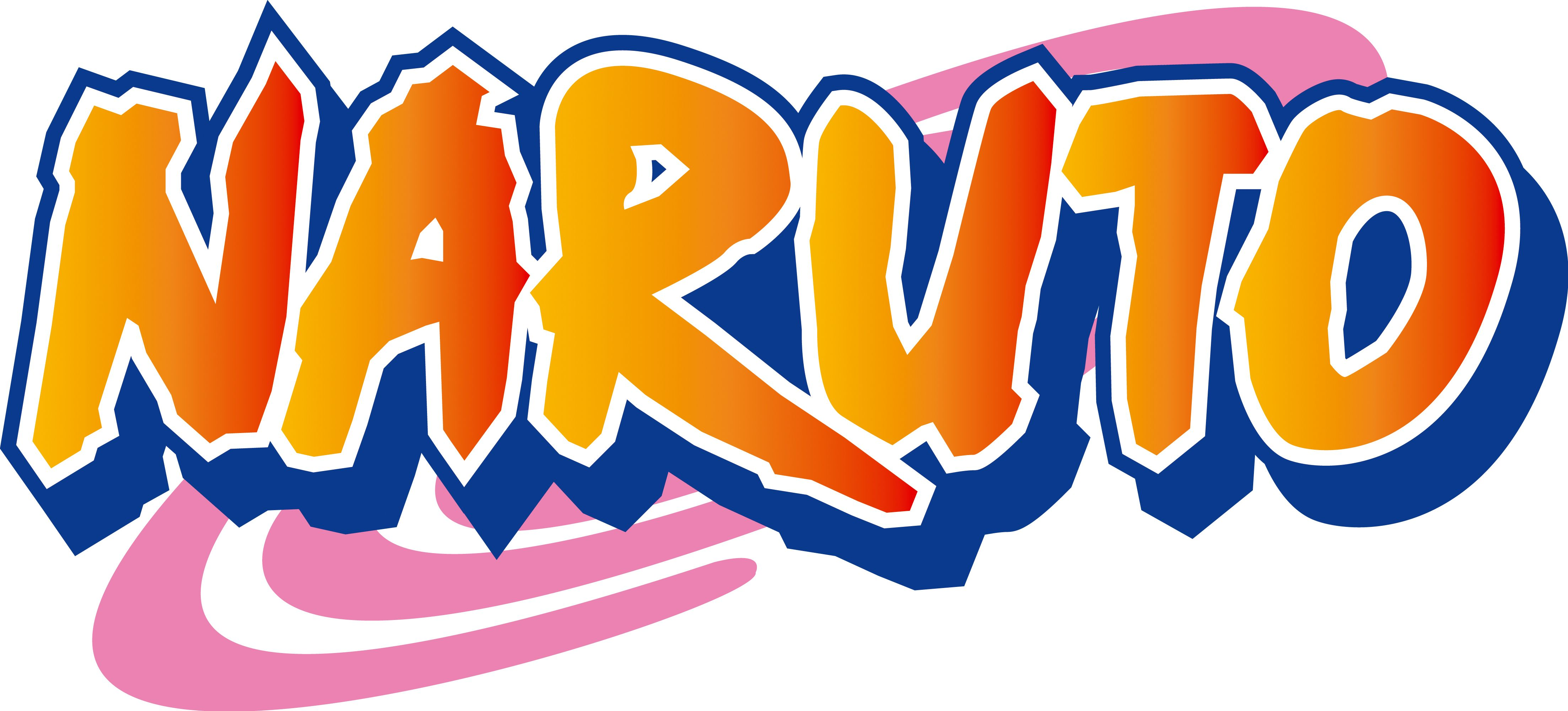 Naruto logo Wallpaper.